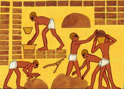 pessah esclaves