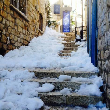 Shabbat shalom   Boker Tov Yerushalayim